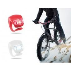 Σετ 2 φακοί ποδήλατου με 2 εξαιρετικά φωτεινά led