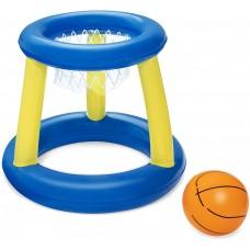 Φουσκωτό σετ μπάσκετ πισίνας BESTWAY