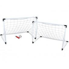 2in1 soccer goal set 109x54x68cm 39pcs