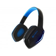 BLUE STORM WIRELESS HEADSET