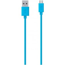 Micro USB Cable; Blue