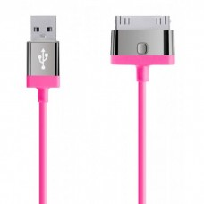 Belkin MIXIT^ ChargeSync Cable - PINK