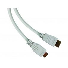 HDMI 2.0 - HDMI 2.0 Mini 2 m WHITE