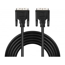 MONITOR CABLE DVI DUAL 2 m