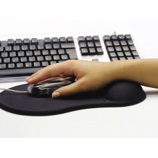 GEL MOUSEPAD WITH WRIST REST