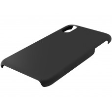 COVER iPhone XR HARD BLACK