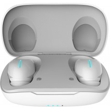 CELLY BLUETOOTH HEADPHONE DOUBLE WITH AIR CHARGE BASE 2 WHITE