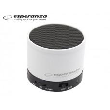 ESPERANZA USB BLUETOOTH SPEAKER EP-115W - WHITE