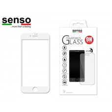 SENSO GLASS PROTECTION FOR iPHONE 7 & 8 - WHITE