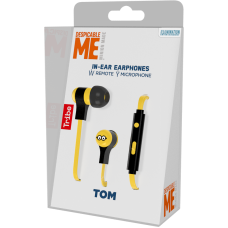 TRIBE EARPHONES WITH MIC SWING DM TOM