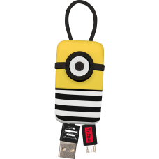 TRIBE USB CABLE USB MICRO 22 CM DM3 JAIL TIME MINION