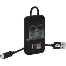 TRIBE USB CABLE MICRO 22 CM SW DARTH VADER