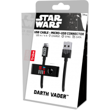 TRIBE USB CABLE MICRO 120 CM SW DARTH VADER