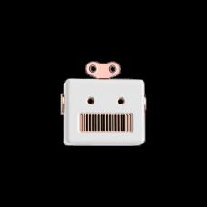 QUSHINI BLUETOOTH SPEAKER ROBOT 3W WHITE