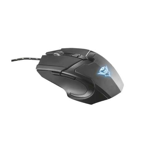 TRUST GAMING OPTICAL MOUSE 125HZ/4800 DPI GXT 101