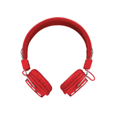 TRUST EARPHONE FOR MOBILES &  TABLET ZIVA RED