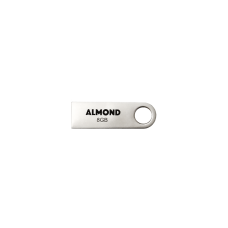 ALMOND FLASH DRIVE USB 8GB METALLIC MINI