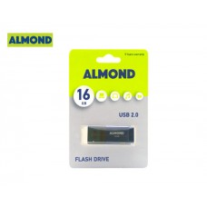 ALMOND FLASH DRIVE USB 16GB PRIME BLUE