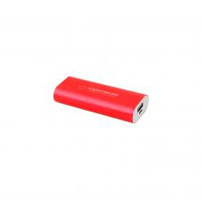 ESPERANZA POWER BANK 5V (4.400 MAH) EMP-105R RED