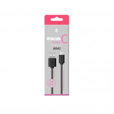 MTK USB CABLE 2.0 1Μ TYPE C BLACK