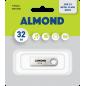 ALMOND FLASH DRIVE USB 32GB METALLIC MINI