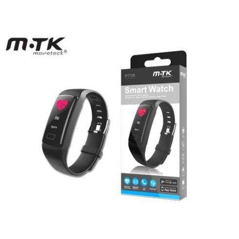 MTK RT729  SMART WATCH BLACK