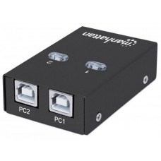 Hi-SPEED USB 2.0 AUTOMATIC SHARING SWITCH