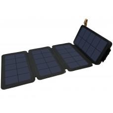 SOLAR 4PANEL POWERBANK 12000