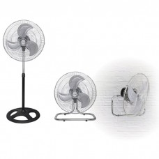 FAN 3 IN 1, STAND / FLOOR / WALL MOUNTED, 50W