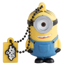 USB FLASH DRIVE TRIBE  3D DESPICABLE ME STUART - 16GB
