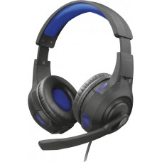 TRUST GAMING AUDIO FOR PS4 GXT 307B RAVU BLUE