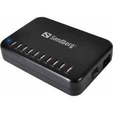 USB MASTER MULTI CHARGER PRO 10x2.4A
