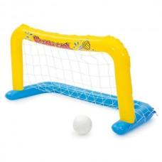 Φουσκωτό τέρμα υδατοσφαίρισης με μπάλα 137x66cm 52123