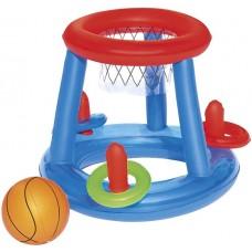 Φουσκωτό σετ μπάσκετ πισίνας BESTWAY 52190