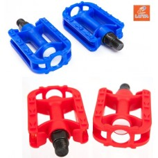 Πετάλια για παιδικά ποδήλατα LUTA - Red