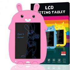 """Ψηφιακός παιδικός πίνακας γραφής LCD 8.5 """" λαγός 3424"""