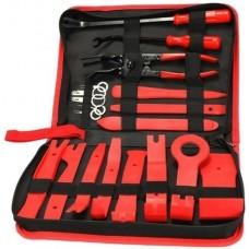 Car trim removal tool kit set 19 pcs