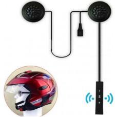 Bluetooth ασύρματα ακουστικά κράνους μοτοσικλέτας BT8