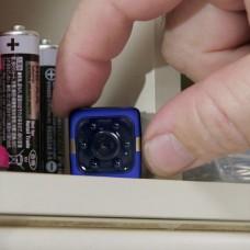 Μίνι καταγραφική κάμερα ασφαλείας 2.4 cm COP CAM