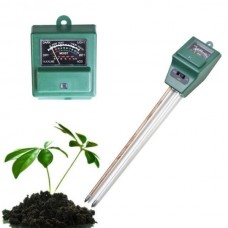 3 σε 1 μετρητής υγρασίας εδάφους, pH και φωτός