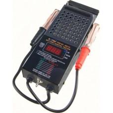 Ψηφιακός ελεγκτής μπαταρίας αυτοκινήτου 6-12V με φορτίο