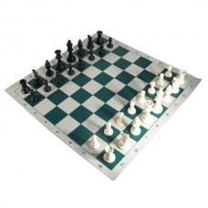 Αναδιπλούμενο σετ  σκακιού 34 x 34 cm