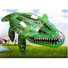 Φουσκωτό παιχνίδι θαλάσσης Κροκόδειλος