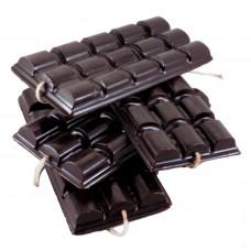 Χειροποίητο κερί σοκολάτα