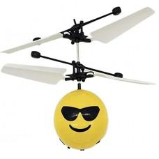 Emoji ιπτάμενη μπάλα - ελικοπτεράκι - Flying ball