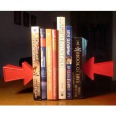 2 μαγνητικά βέλη στηρίγματα βιβλίων