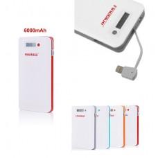 Power bank 6000mAh Fineblue D60