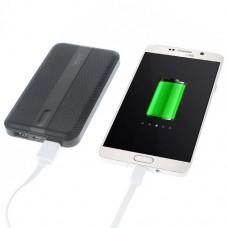 Power bank 10000mAh 2-USB LEOUW