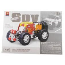 Έξυπνο παιχνίδι συναρμολόγησης DIY SUV