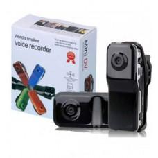 Mini DV Voice Recorder & Spy Camera
